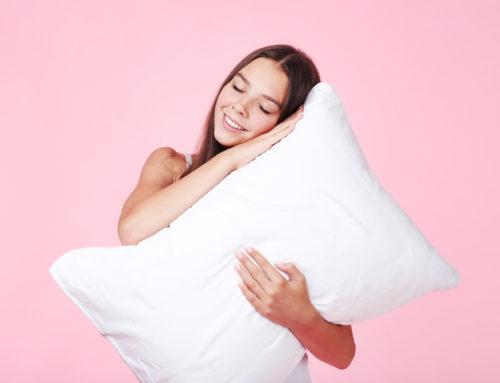 Cuscino? Uno e buono!